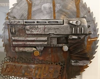 10mm pistol from Fallout 3