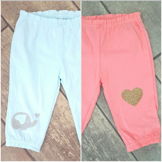 baby girl pants - baby accessories - size 3 months