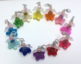 NEW! Summer Angel collection - 12 Rainbow colours and 2 metal colors available!