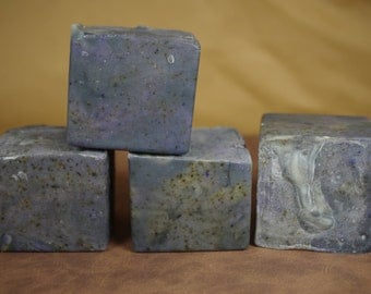 All Natural, Lavender Mint, Goat's Milk, Cold Process Soap