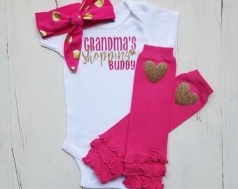 Baby girl clothes, Onesie, Grandma onesies, Grandma baby clothes, Baby girl onesies, Onesies, Baby onesies, Baby girl, Baby shower gift
