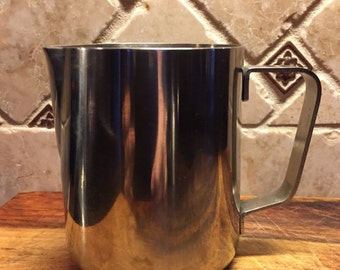 Stainless Steel Small Pitcher by Update