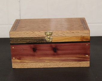hand made keep sake box