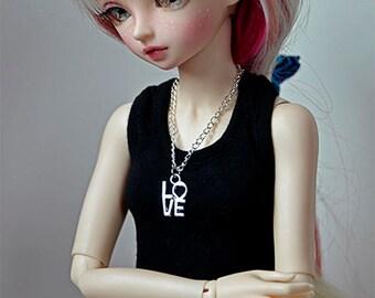 Love necklace BJD [MSD]