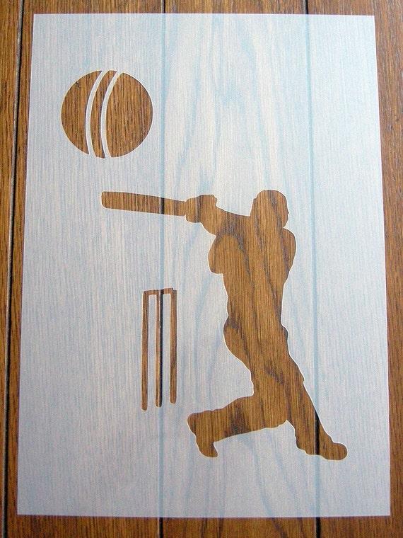 Cricket Stencil Mask Reusable Mylar Sheet For Arts