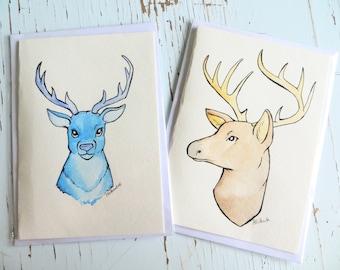 50% off Deer Cards Buy 1 get the 2nd FREE!