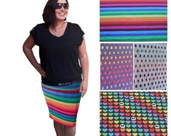 Custom Pencil Skirt (B-premium)