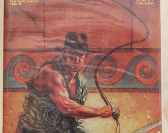 1991 Indiana Jones and The Fate of Atlantis Volume #1