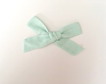 Soft Mint // Oversized Schoolgirl