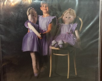 Pretty Partner: A Dancing Doll by Taylor Made Designs