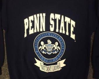 Vintage Penn State Crew neck