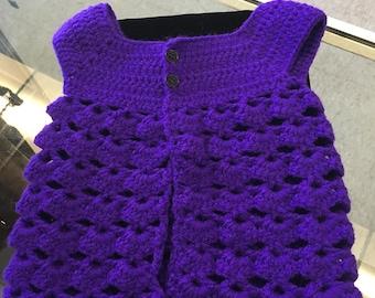 My Crocheting shirts and skirts