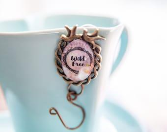 Wild & Free Boho Inspiered Portuguese Knitting Pin