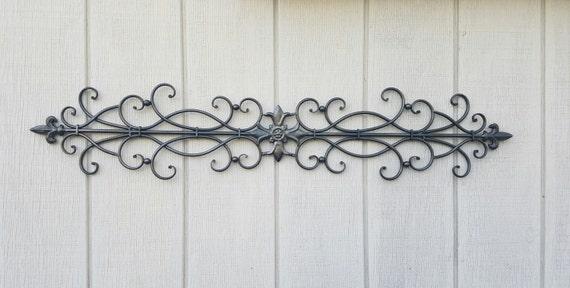 wrought iron wall art metal wall art large metal wall art. Black Bedroom Furniture Sets. Home Design Ideas