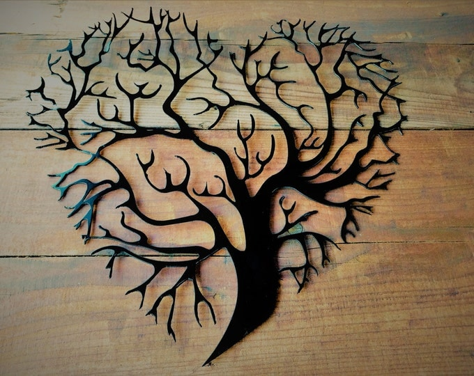 Metal Tree Of Life, Metal Tree, Tree Wall Art, Tree Wall Decor, Tree Wedding Guest Book, Family Tree, Metal Tree Wall Art, Metal Wall Signs