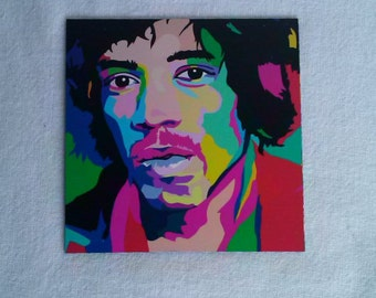 Jimi Hendrix Magnet