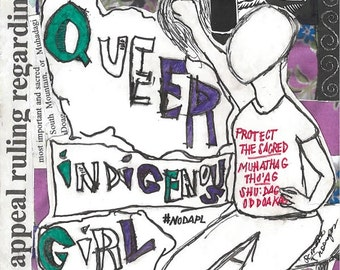 queer indigenous girl issue 2