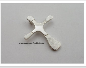 Cross Silver 925-Handarbeit-(AKR-1090)