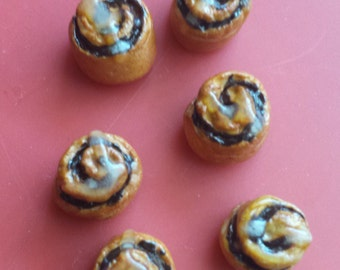 Miniature Cinnamon Rolls