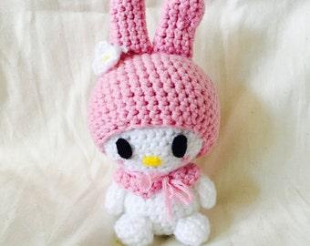 My Melody Sanrio Amigurumi Crochet