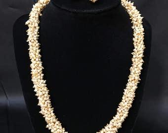 Indian Saree Jewelry - Indian Jewelry - Moti Pearl Jewelry - Bollywood Jewelry - Bollywood Earrings - Indian Earrings - Indian Bridal -