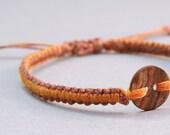 Macrame Bracelet Thread Bracelet Friendship Bracelet