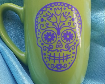 Day of the Dead /Dia de los Muertos Coffee Mug