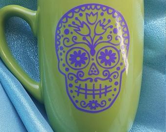 Day of the Dead /Dia de los Muertos Coffee Mug