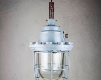 Industrial Pendant Lamp, Mine Lamp, Explosion-proof Lamp