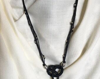 Celtic knot Necklace Bracelet