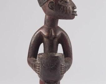 Carrier of Cup - Yoruba - Nigeria