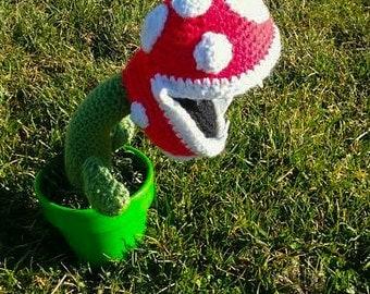 Super Mario Piranha Plant