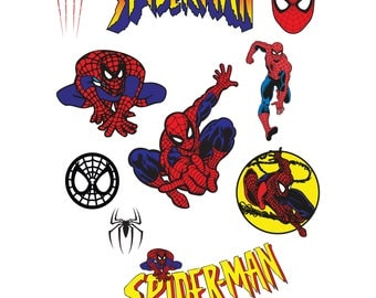 Spiderman svg,png,jpg,eps for Print/Silhouette Cameo/Cricut and Many More