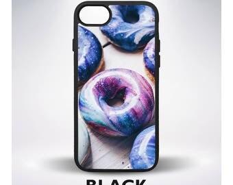 Doughnut iPhone 7 Plus Case Space iPhone 7 Case Galaxy 6 Case Food 5 Case Star 6 Plus Case Doughnut 5C Case SE Case 4 Cover Samsung Galaxy