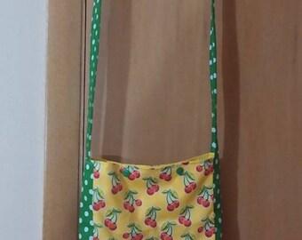 Cherry and Polka Dot Purse/Bag