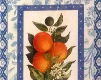 Hallmark Cards, Inc Decorative Note Cards Value Pack - Oranges - Inside blank for personal message - 15 Cards - Envelopes included