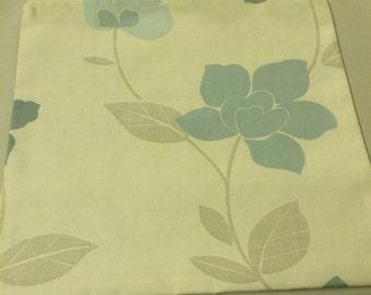 Market bag, Tote bag, Tote, shopper, shopping bag, book bag Blue Flower