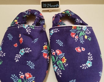 18 to 24 month slippers - size 8
