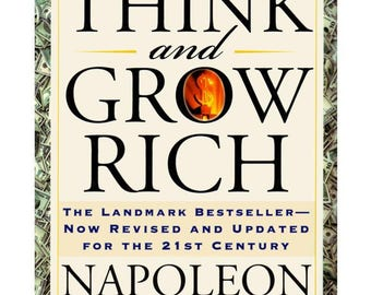 Think and Grow Rich by Napoleon Hill - eBook, ePUB, Mobi, PDF (Fast instant delivery)