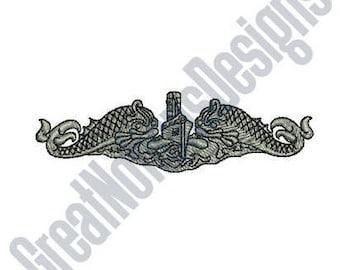 US Submarine Logo