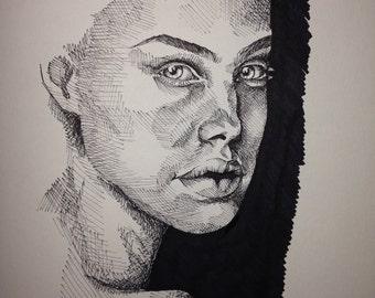 Pen Face
