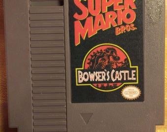 Super Mario Bros. Bowser's Castle