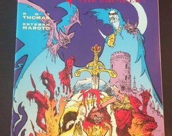 Dracula: Vlad The Impaler # 1 Comic by Topps Comics