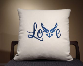 Veteran Decor, US Air Force Love, Air Force Mom, Air Force Wife, Air force Girlfriend, Air Force Gift, Military wife, USAF, Veteran Airforce