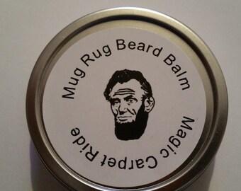 Mug Rug Beard balm 2oz - Magic Carpet Ride