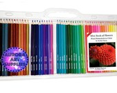 Aurora Art Supplies Colored Pencils, Set of 48