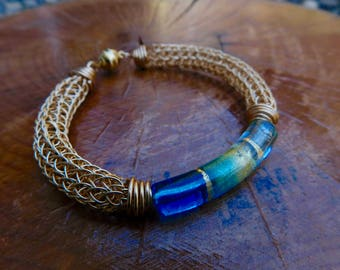 Zephyr Blue Wash Bracelet