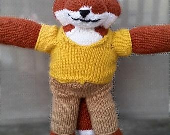 Mr. Fox Patten