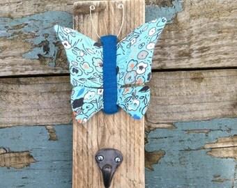 scottish butterfly hook