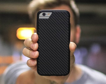 Kevlar/Carbon Fiber iPhone Case with Airo Shock Protection by Mous Limitless - for iPhone 7, 6S, 6 and iPhone 7 Plus, 6S Plus, 6 Plus